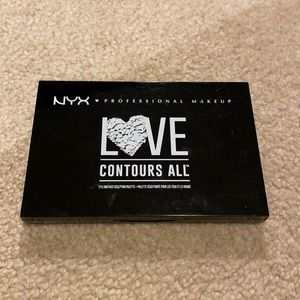 NYX Love Contour All Palette